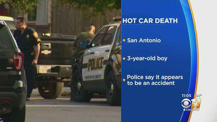 3-Year-Old Boy Dies After Parents Forgot Him In The Car, Police Say