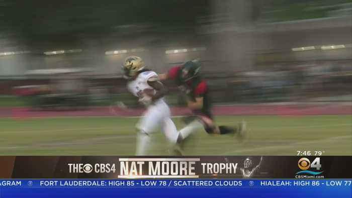 CBS4 Nat Moore Trophy: Western High Vs. Cooper City High