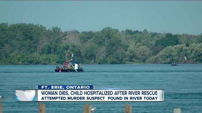Body recovered from Niagara River identified as man wanted for attempted murder