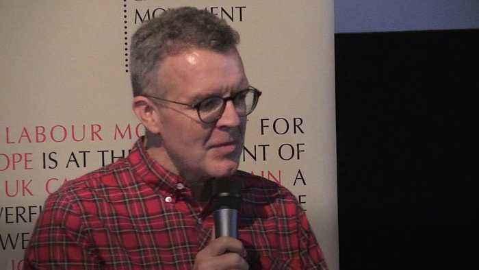 Tom Watson: I am remaining