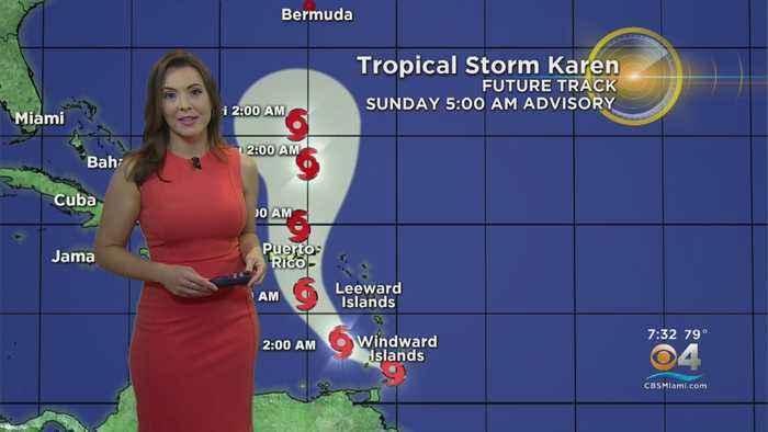 Tracking The Tropics 9-22-19