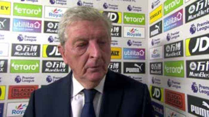 Hodgson: We deserved three points
