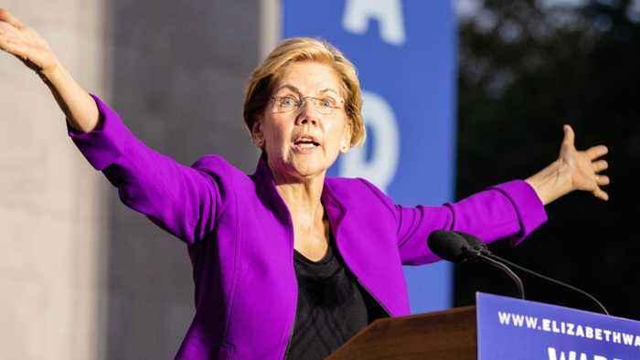 Trump Is Gunning For Biden, But Warren May Be His Biggest Challenger