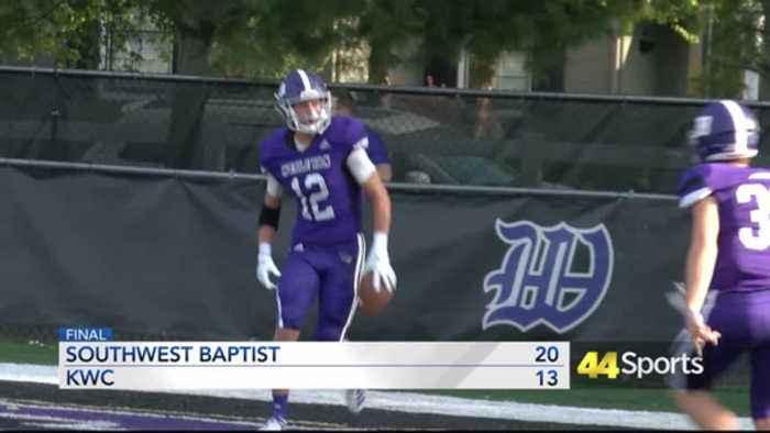College Football: KWC Falls to Southwest Baptist