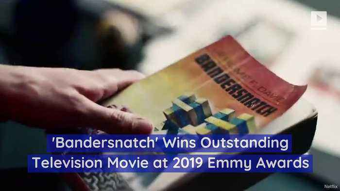 'Bandersnatch' Wins Outstanding Television Movie at 2019 Emmy Awards
