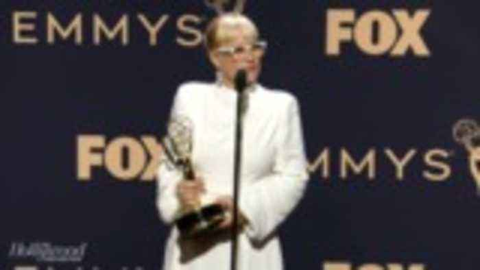 Patricia Arquette Talks Her Emotional Acceptance Speech On Trans Rights   Emmys 2019