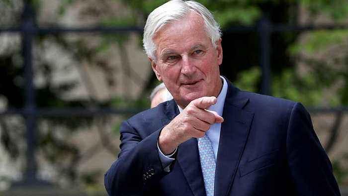 EU negotiator Michael Barnier says UK's Brexit stance is 'unacceptable'