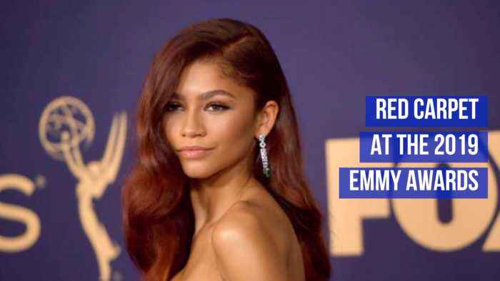 The Stunning 2019 Emmy Awards Red Carpet