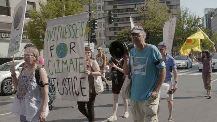 Small Turnout At D.C. Climate Protest As U.N. Climate Summit Kicks Off