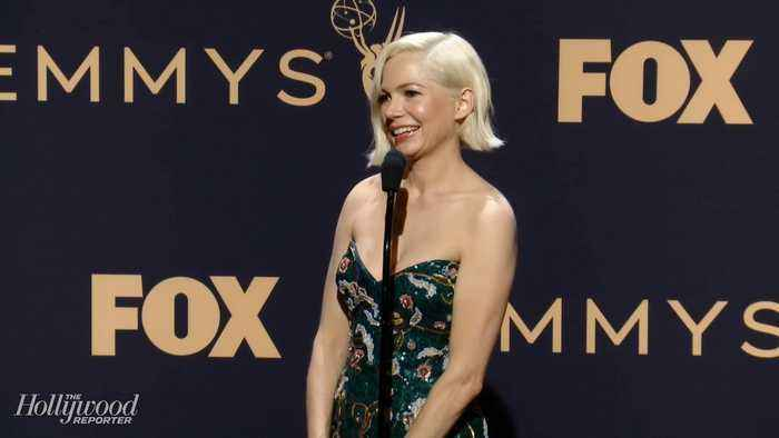 Michelle Williams Talks Outstanding Lead Actress in a Limited Series Win & Acceptance Speech On Equal Pay | Emmys 2019