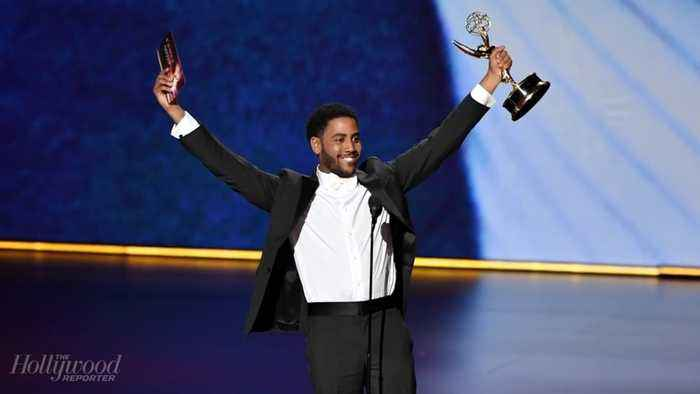 Jharrel Jerome Thanks the Exonerated Five in 2019 Emmys Acceptance Speech | THR News