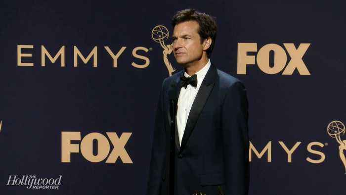 Jason Bateman on Directing Win for 'Ozark' | Emmys 2019