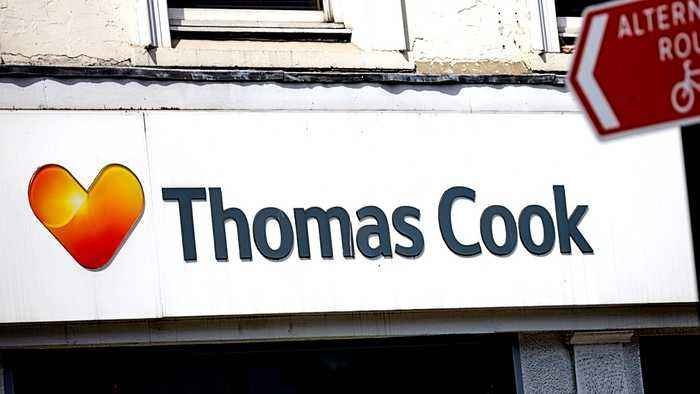 UK's Thomas Cook goes bankrupt, thousands of tourists stranded