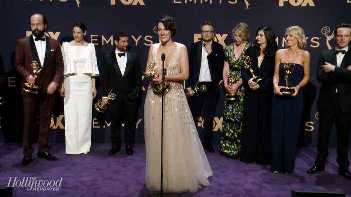 Phoebe Waller-Bridge on Comedy Series Win for 'Fleabag' | Emmys 2019