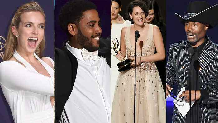 2019 Emmys: The Most Memorable Moments | THR News