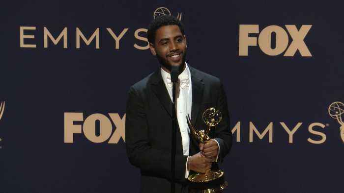 Jharrel Jerome On First Emmys Win