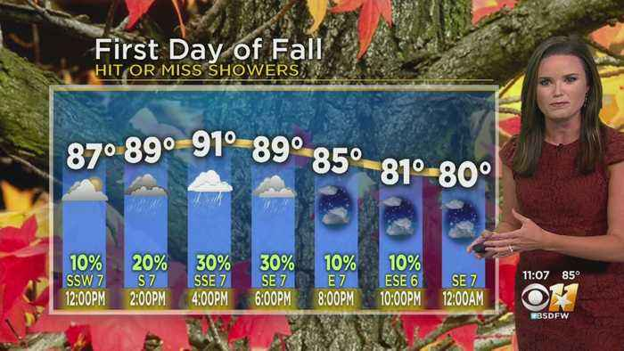 First Day Of Fall Forecast
