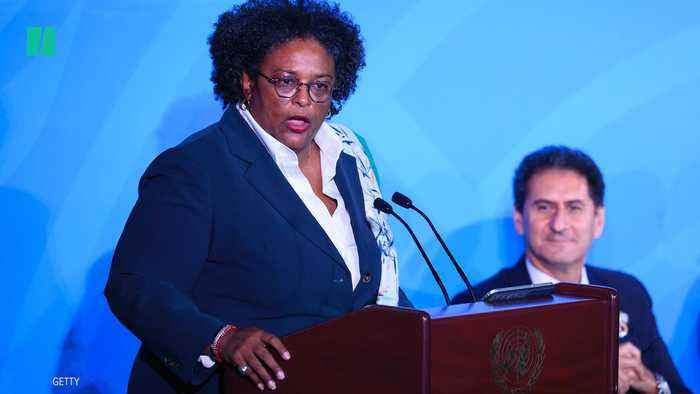 Barbados PM: Caribbean Islands Will Not Survive Climate Change