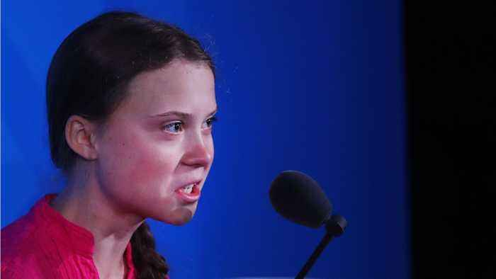 Greta Thunberg Talks To UN In First-Ever Climate Action Summit