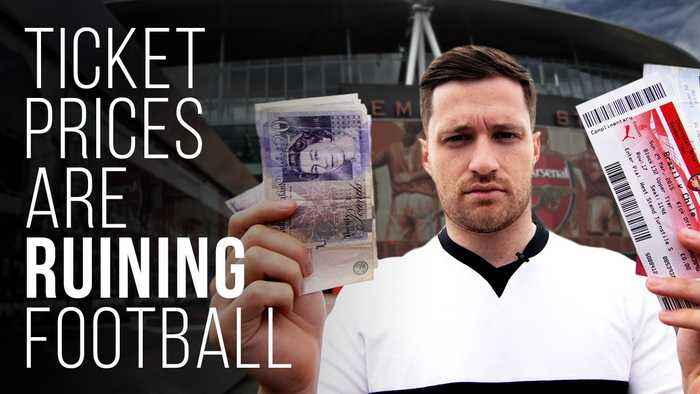 Ticket Prices Are Ruining Football! | The Rail w/ Spencer FC