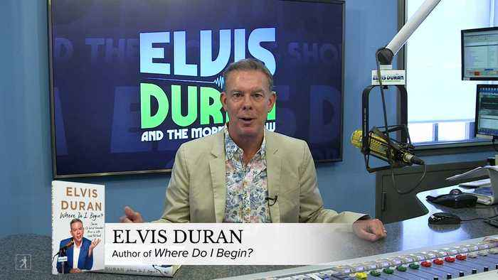 How Elvis Duran Got His Start in Radio