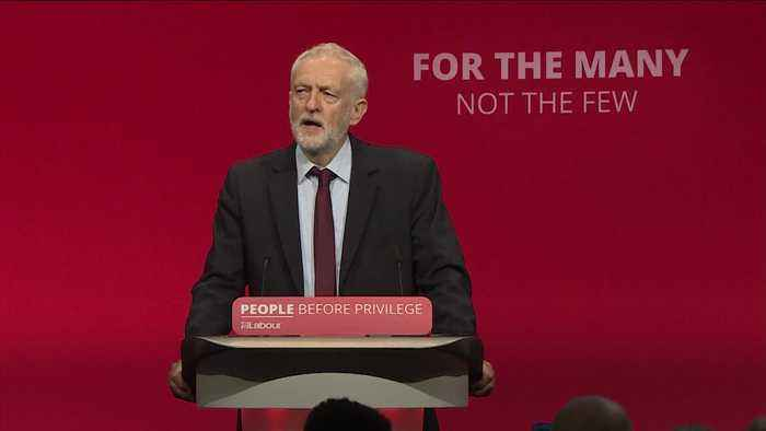 Jeremy Corbyn: Boris Johnson should 'consider his position' after prorogation ruling