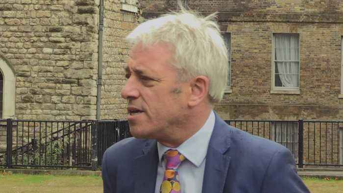 John Bercow: Parliament must resume after Supreme Court ruling