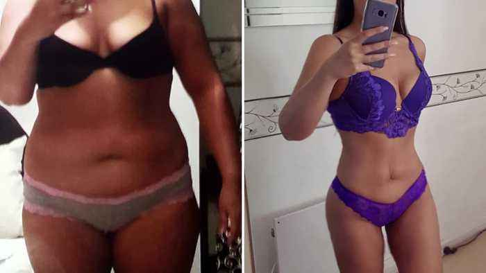 How 'meal prep king and queen' lost 15 stone