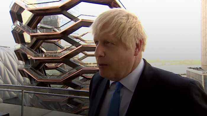 Boris Johnson 'strongly disagrees' with Supreme Court ruling