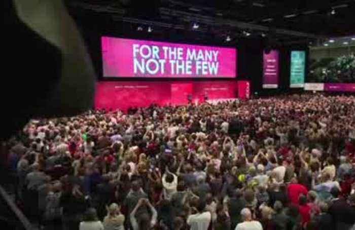 'Unelected' Johnson should resign: UK opposition leader Corbyn