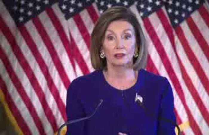 Pelosi launches impeachment inquiry of Trump