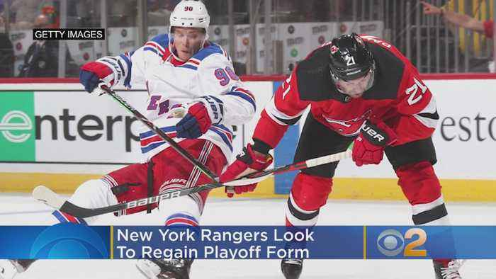 SEASON PREVIEW: Retooled Rangers Ready To Focus On Future, Making Playoffs
