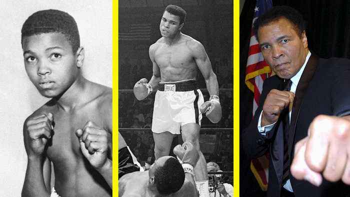 The Evolution Of Muhammad Ali