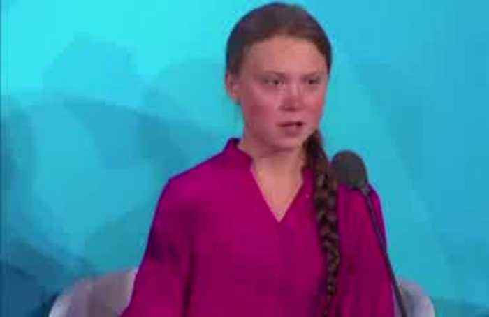 Greta Thunberg hits back at Trump taunt