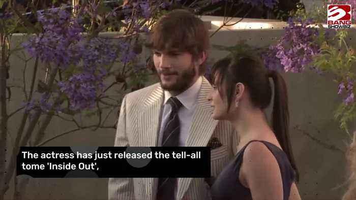 Demi Moore and Ashton Kutcher are 'friendly'