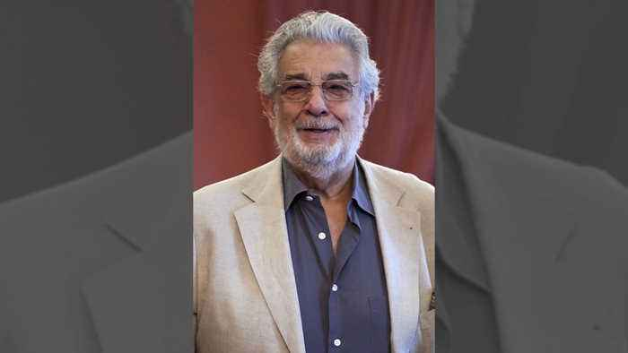 Embattled Placido Domingo steps down from Metropolitan Opera production