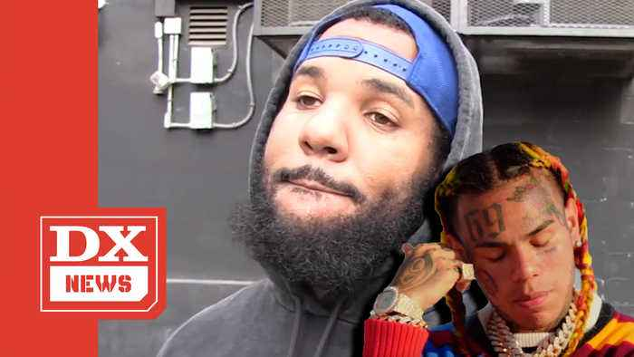 The Game Condemns Tekashi 6ix9ine's Star Witness Role- 'Snitching Ain't The Way'