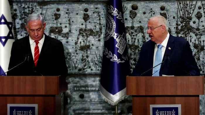 Israel's Netanyahu chosen to form next government