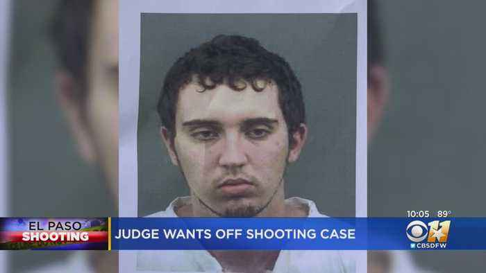 Judge Assigned To Patrick Crusius Trial Requests Removal, She Knew One Of The Mass Murder Victims