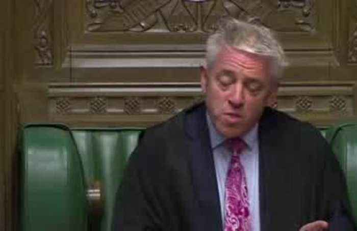 Culture was 'toxic' in parliament - Speaker of the House