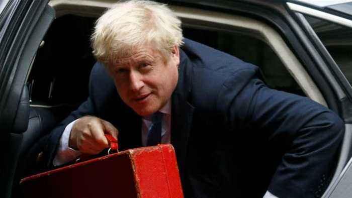 Boris Johnson returns to parliament he unlawfully suspended