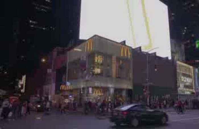 McDonald's tests vegan burger
