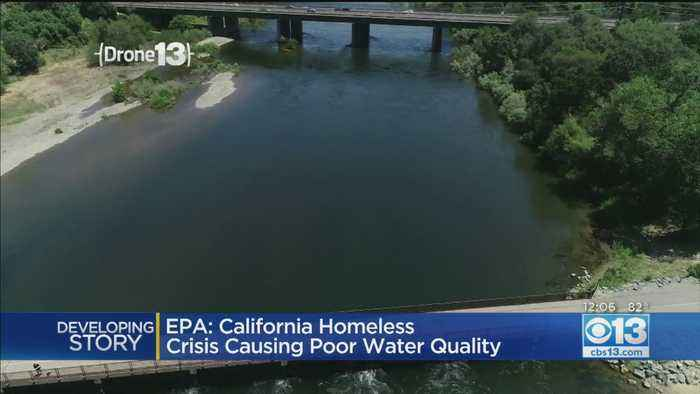 EPA: California Homelessness Causing Poor Water Quality