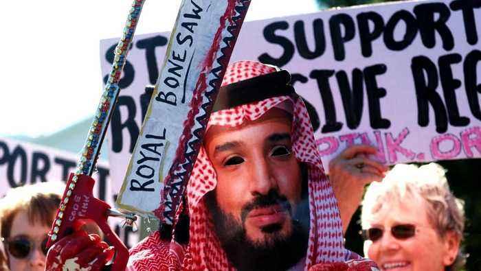 Khashoggi murder 'happened under my watch', MBS tells PBS