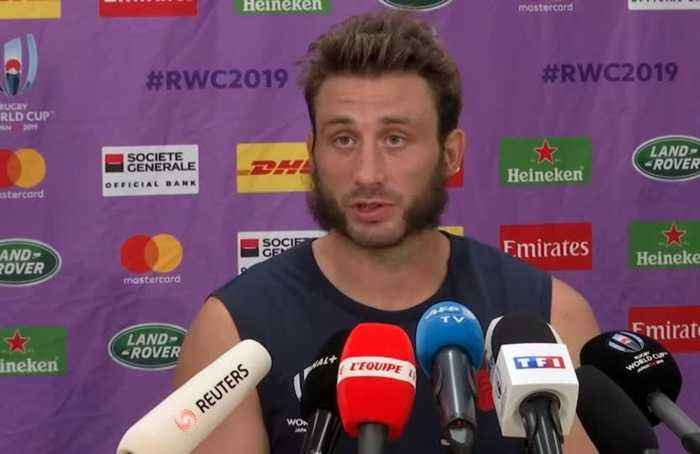 Medard urges caution as France focus solely on USA test