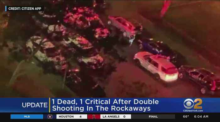 1 Dead, 1 Critical After Double Shooting In The Rockaways