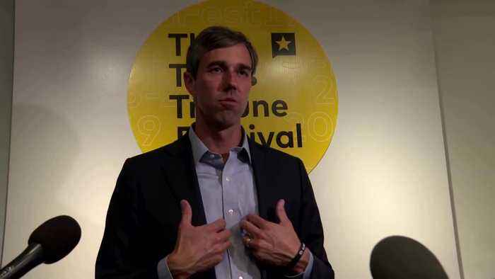 """""""Sufficient evidence to impeach"""" - Beto O'Rourke"""