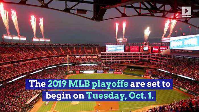 2019 MLB Postseason Preview