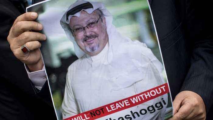 Saudi Crown Prince Speaks Out On Jamal Khashoggi's Death