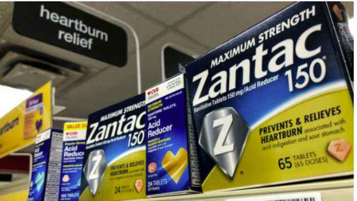 CVS stops selling Zantac, other heartburn medication over cancer fears